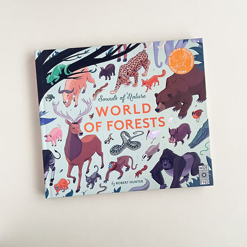 Sounds of Nature - World of Forest