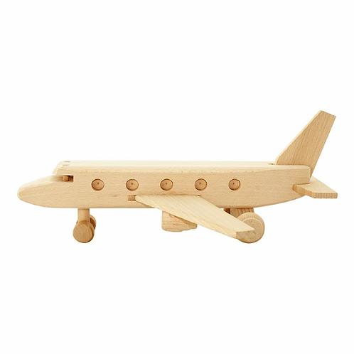 wooden jet plane singapore