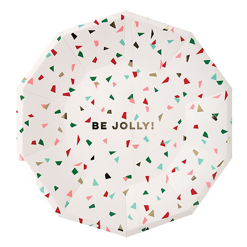 Be Jolly Plate