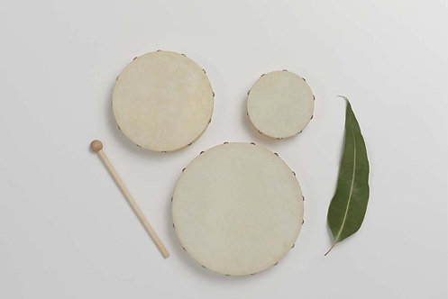 Trio Drum Set