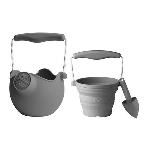 Scrunch Gardening Set - Antracite Grey