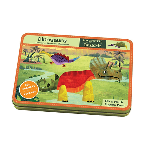 Dinosaurs Magnetic Design Set