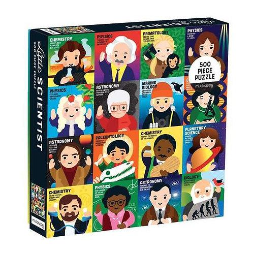 Little Scientist 500 Piece Puzzle
