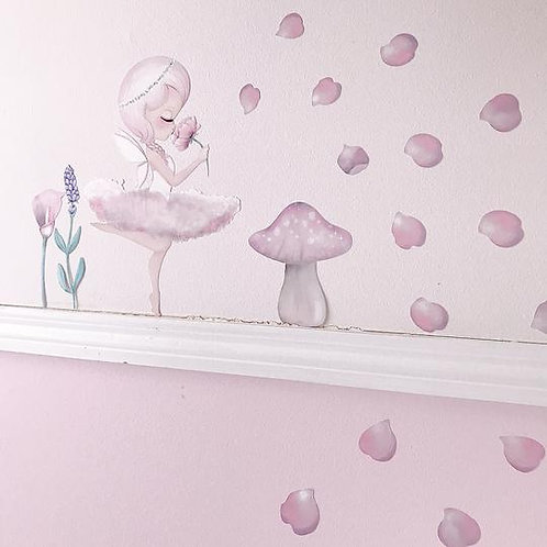 Crysta Fairy Wall Decal