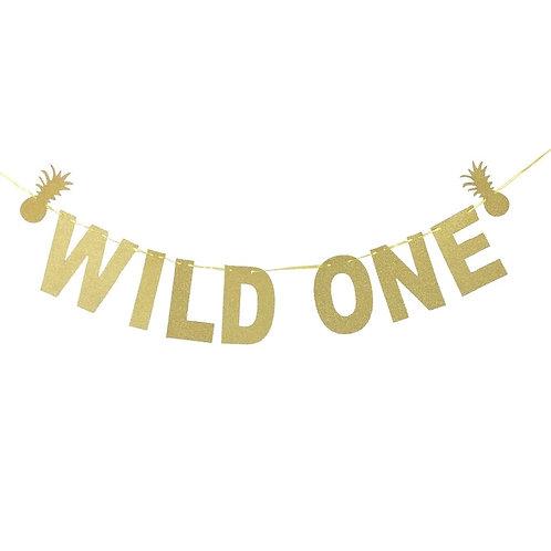 Wild One Bunting