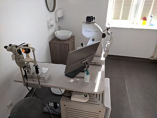 Clinica oftalmologie copii, Bucuresti
