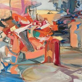 120x120cm, oil on canvas,  2012