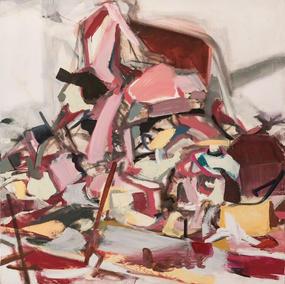 120x120, oil on canvas, 2014