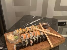 Sushi?