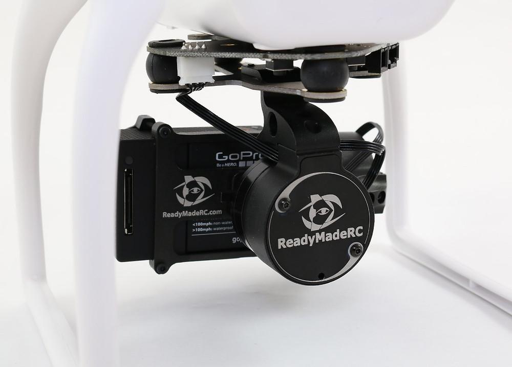 video drone prop balancer voor een goede bedrijfsfilm