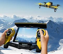 drone video fpv systeem, mooie live beelden