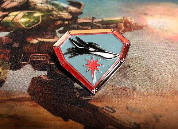 Clan Fox Enamel Pin