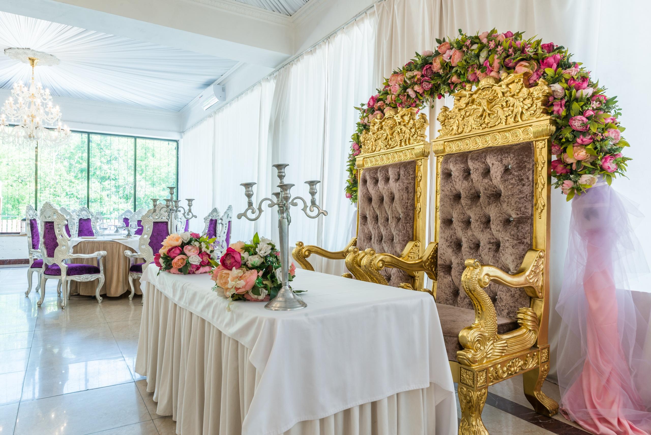 Золотые троны
