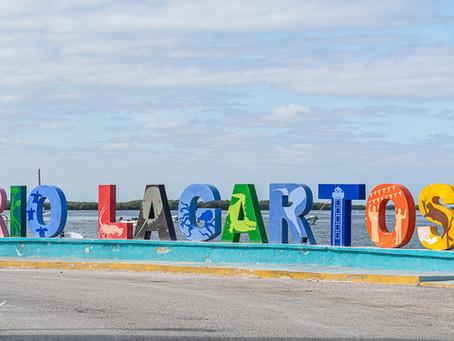 BIOSFERA RIO LAGARTOS e LAS  COLORADAS