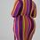 Thumbnail: Earned My Stripes Midi Dress