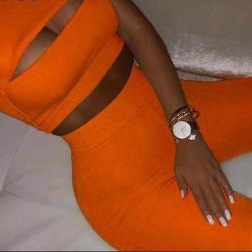 Lucky You set (Orange)