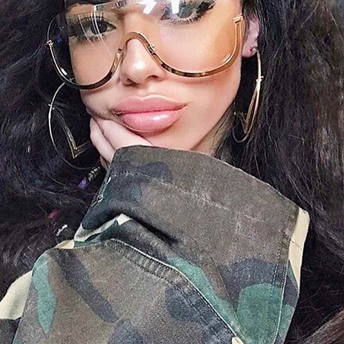 Isis clear leans sunglasses