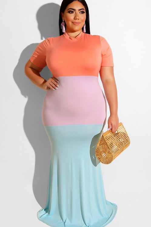 Shades Of Summer Maxi Dress