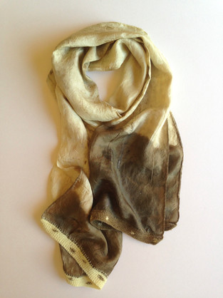 Luxury silk scarf