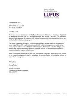 LFA Letter