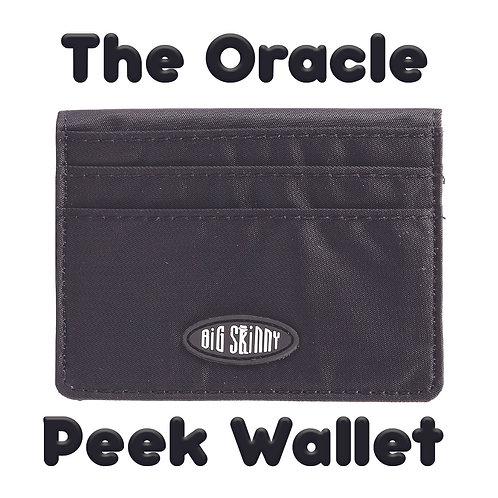 Oracle Peek Wallet