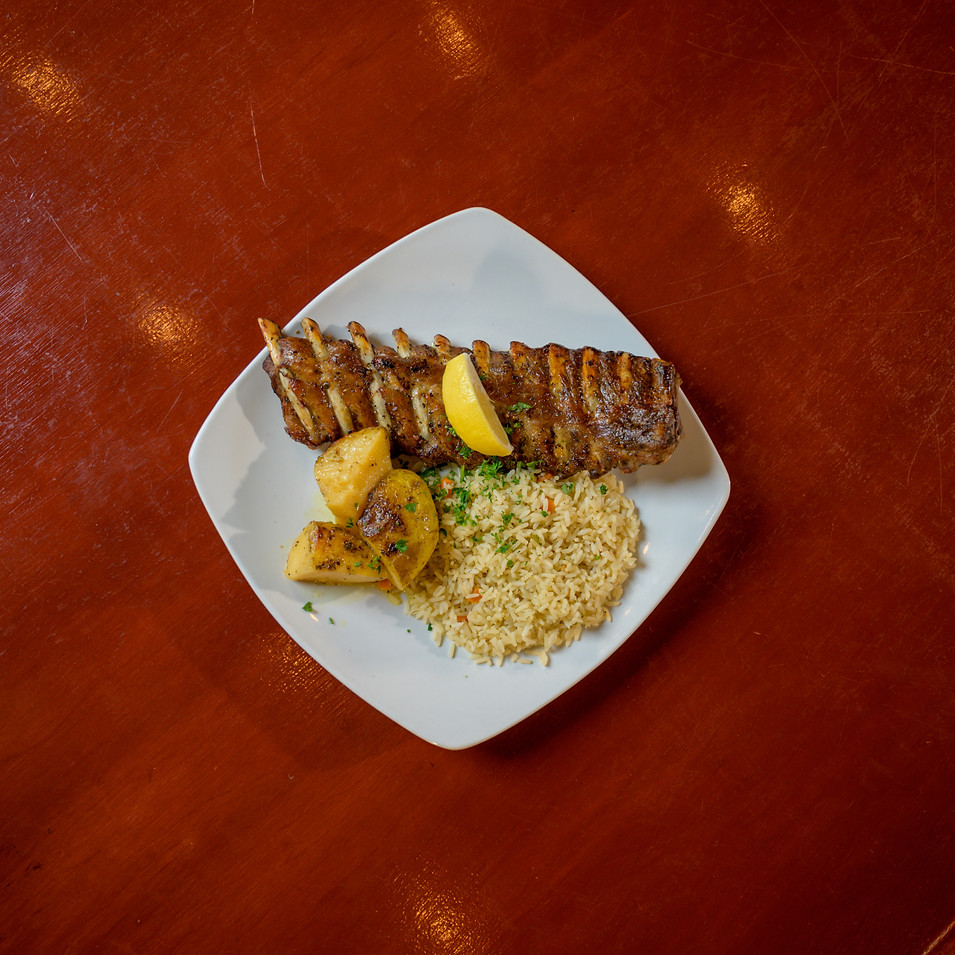 Corporate client food photo