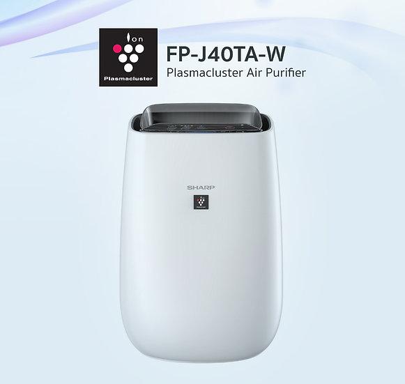 SHARP FP-J40TA-W