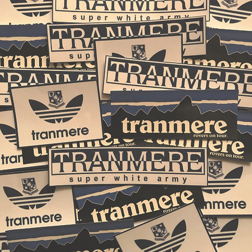 Stickers - Tranmere Rovers MIX