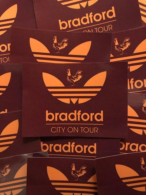 Stickers - Bradford City Originals x30