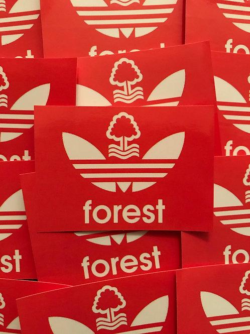 Stickers - Nottingham Forest Originals x30