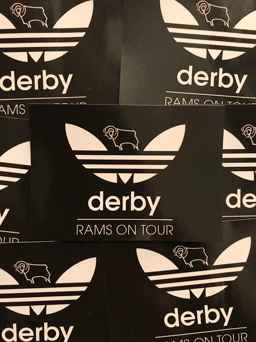 Stickers - Derby County Originals x30