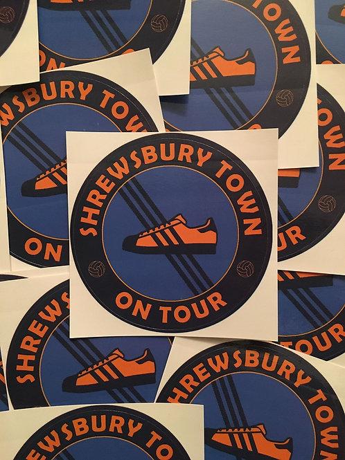 Stickers - Shrewsbury Town Casuals x30