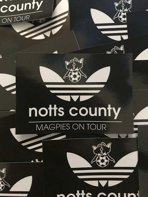Stickers - Notts County Originals x30