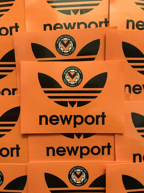 Stickers - Newport County Originals x30