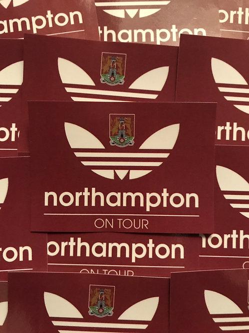 Stickers - Northampton Town Originals x30