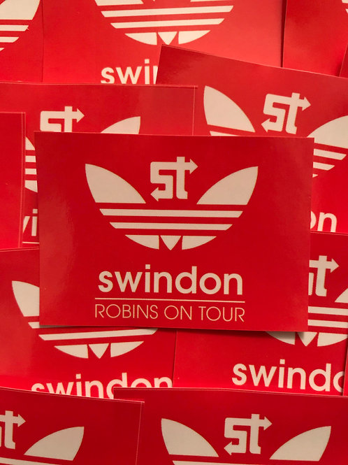 Stickers - Swindon Town Originals x30