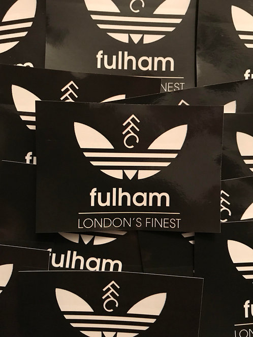 Stickers - Fulham Originals x30