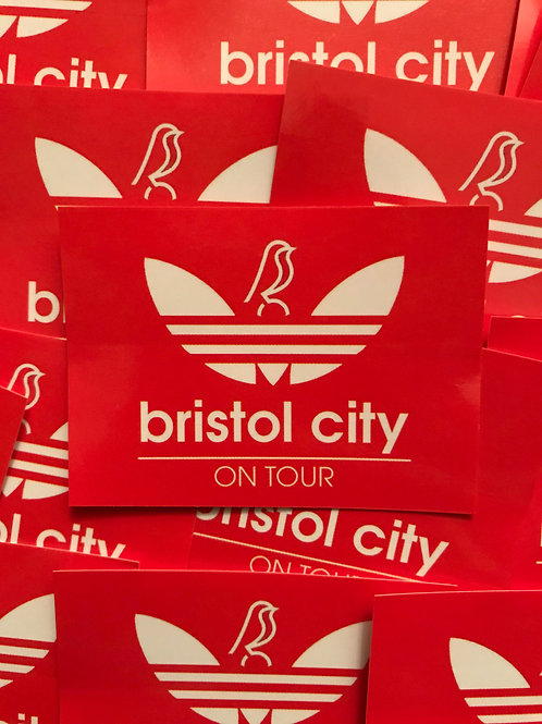 Stickers - Bristol City Originals x30