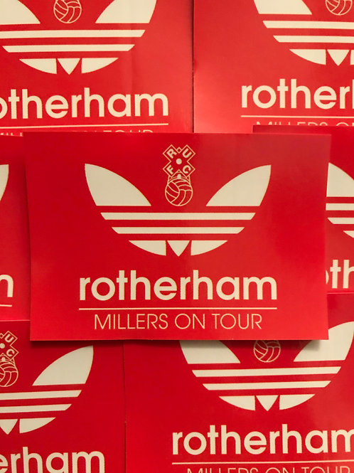 Stickers - Rotherham Originals x30