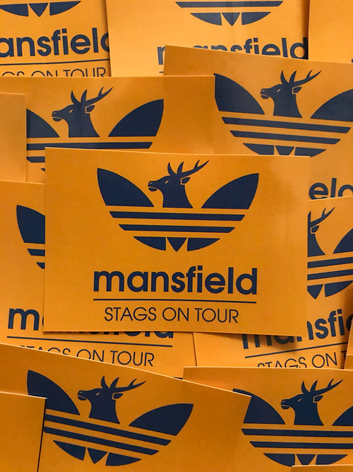Stickers - Mansfield Town Originals x30