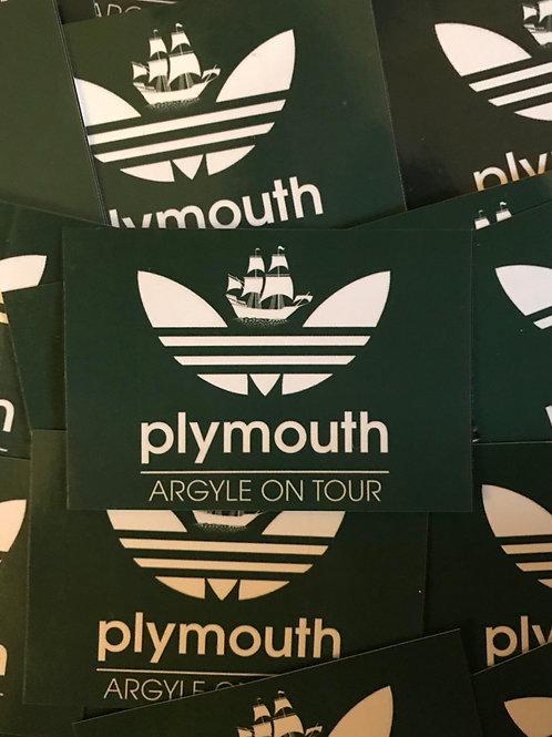 Stickers - Plymouth Argyle Inspired Originals x30