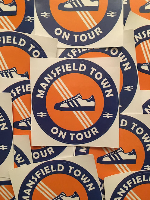 Stickers - Mansfield Town Casuals x30