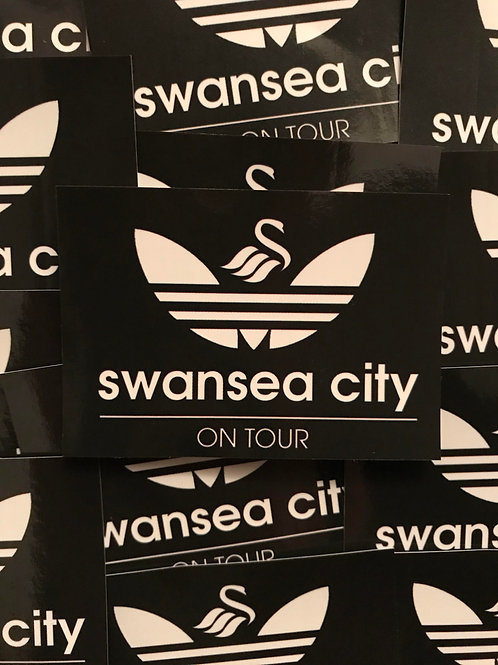 Stickers - Swansea City Originals x30