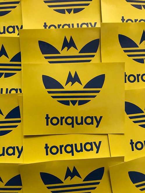 Stickers - Torquay United Originals x30