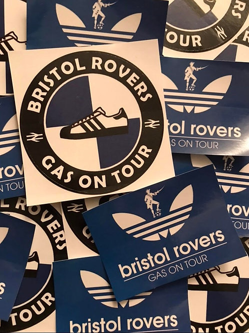 Stickers - Bristol Rovers MIX