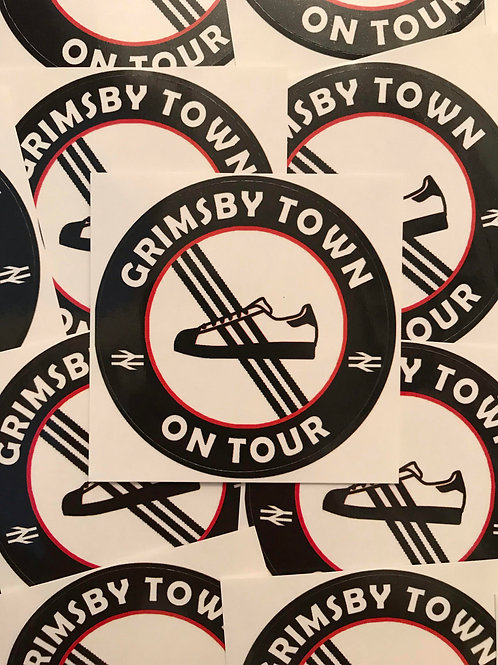 Stickers - Grimsby Town Casuals x30