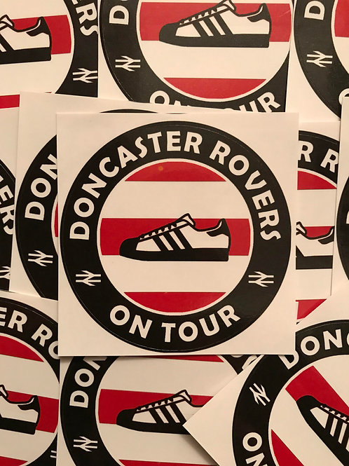 Stickers - Doncaster Rovers Casuals x30