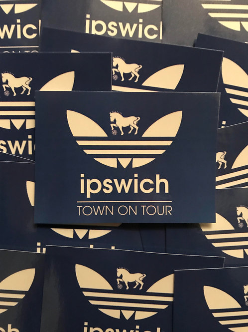 Stickers - Ipswich Town Originals x30