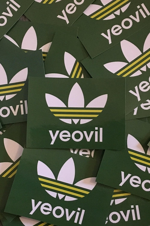 Stickers - Yeovil Town Originals x30