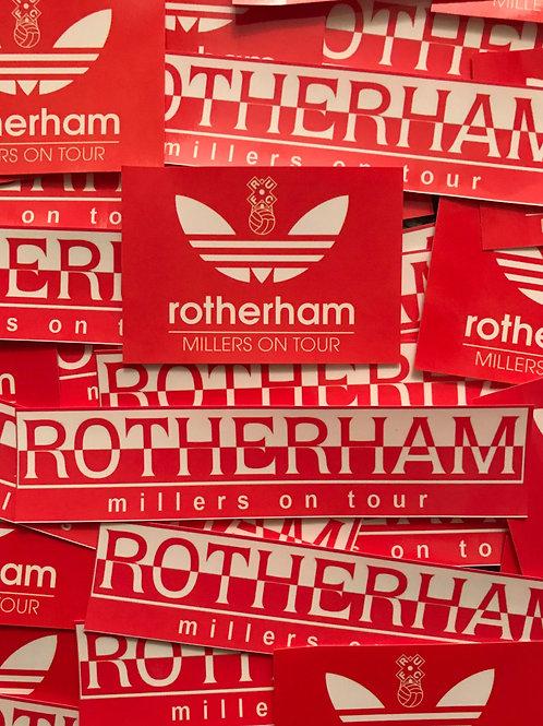Stickers - Rotherham United MIX x30